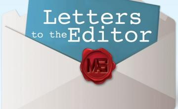 Leters To The Editor