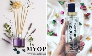 Create your favourite scent at @makeyourownperfume.pk