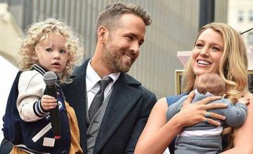 Blake Lively secretly welcomed her third child, two months ago