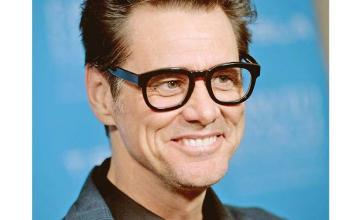 Jim Carrey turns author; takes on romance, acting & Hollywood in a novel