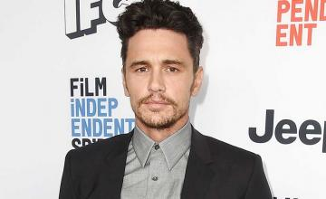 James Franco under fire with sexual harassment charges
