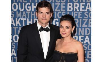 Ashton Kutcher and Mila Kunis on Demi Moore's tell-all book