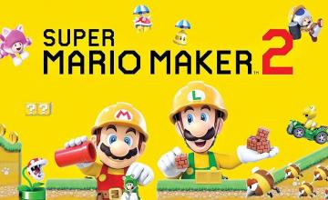 Super Mario Maker 2 – Now play online with friends
