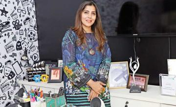 Writer Asma Nabeel announces first film, Fly