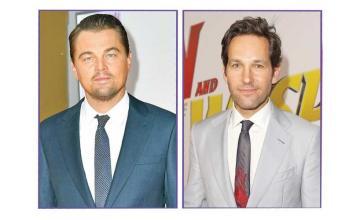 Paul Rudd convinced Leonardo DiCaprio to star in 'Titanic'?