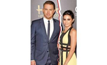 Jenna Dewan and Channing Tatum filed to become legally single