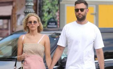 Jennifer Lawrence and Cooke Maroney are now married