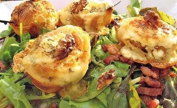 French Chèvre Salad