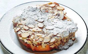 Apple-Cinnamon Bostock