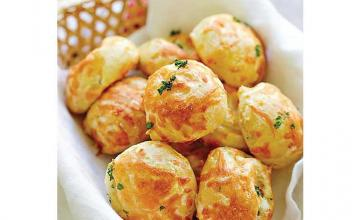 Gougeres Cheese Appetiser