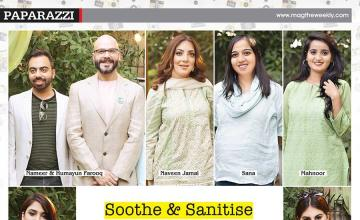 Soothe & Sanitise