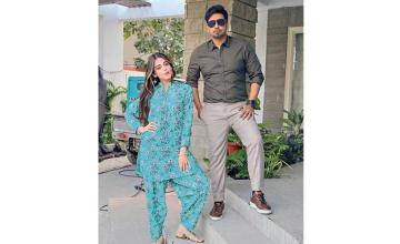 Yashma Gill to share screen space with Faisal Qureshi