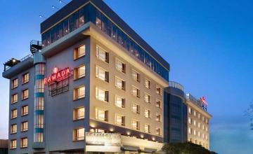 RAMADA CREEK HOTEL, KARACHI PAKISTAN