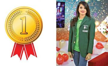 Rabia Shahzad - Fitness advice from the youngest weightlifting gold medalist