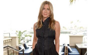 Jennifer Aniston reveals Friends cast 'working on something'