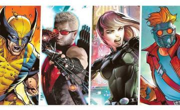 MARVEL to launch  podcasts featuring Black Widow, Star-Lord, Wolverine and more