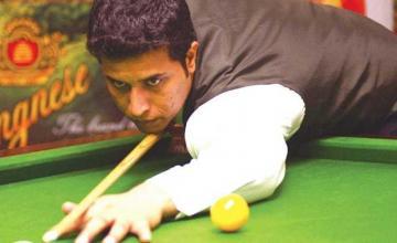 Muhammad Asif wins World Snooker Championship, again!