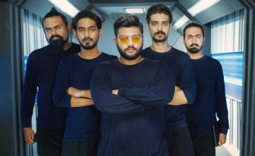 A grand music video is on the way for Band Tamaasha's popular Roshni