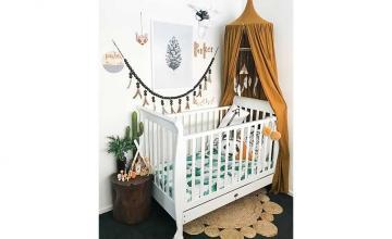 Corner nursery