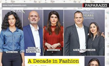 A Decade in Fashion