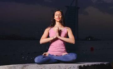 Yoga with Israa