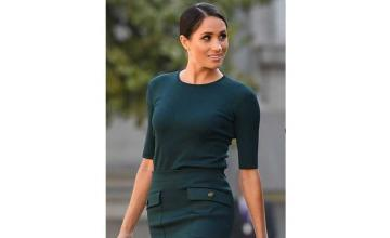 Meghan Markle ranked as the most influential fashion icon of the world
