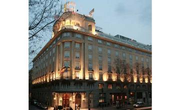 Wellington Hotel Madrid, Spain
