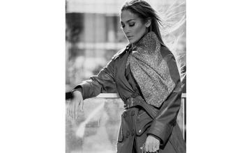 JENNIFER LOPEZ revealed as new face of Coach in an announcement photo
