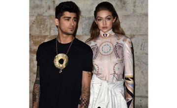 Gigi Hadid is back ''in Touch'' with Zayn Malik after her split from Tyler Cameron