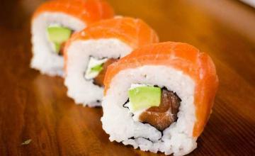 Boston Sushi Roll