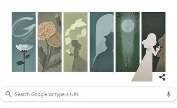 Google pays a creative tribute to Parveen Shakir on her 67th birthday