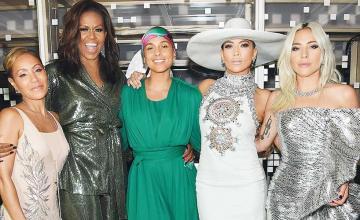 Michelle Obama, Gaga, JLo go on tour with Oprah