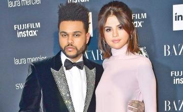 The Weeknd registers a new song 'Like Selena' and fans are convinced it's about Selena Gomez
