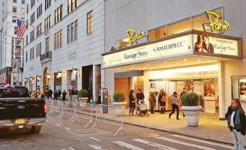 NETFLIX RESCUES NEW YORK'S HISTORIC PARIS THEATRE