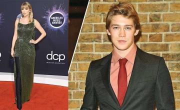 Taylor Swift reportedly secretly flew to London to See Joe Alwyn on Thanksgiving Day