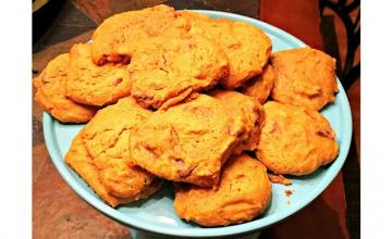 Taylor Swift's Pumpkin Spice Cookies
