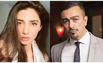 Shaan backs Mahira Khan in shutting down an abusive troll