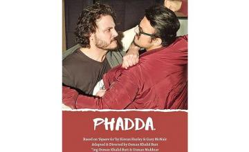 Osman Khalid Butt returns to his theatrical roots with 'Phadda'