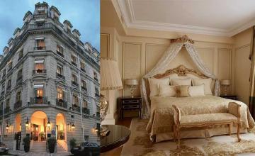 HOTEL BALZAC PARIS, FRANCE