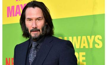 Fans declare May 21, 2021 as Keanue Reeves day