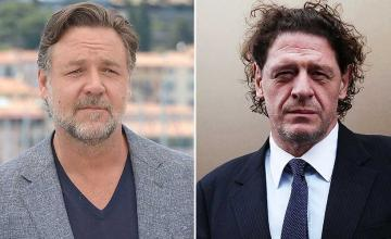 Russell Crowe will star in a biopic of TV chef Marco Pierre White