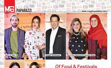 Of Food & Festivals