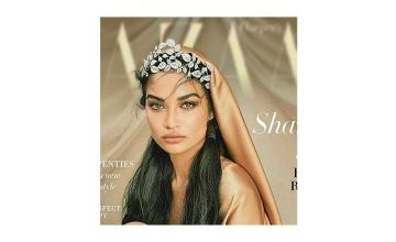 """""""They said I was never going to be a high-fashion model and that I'd never do runways,"""" - Shanina Shaik, Saudi-Pakistani model"""