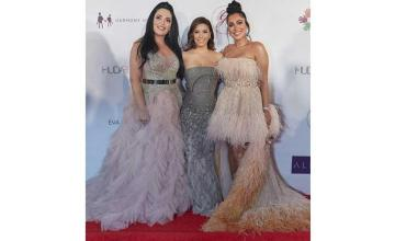 Eva Longoria and Huda Beauty light up the Global Gift Gala