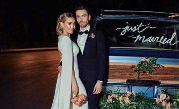 Hilary Duff got married to Matthew Koma in a secret low-key wedding