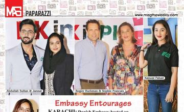 Embassy Entourages