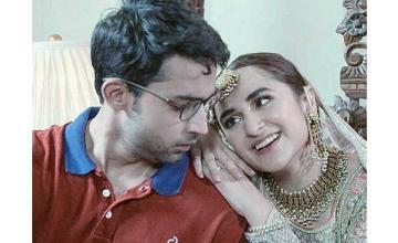Bilal Abbas and Yumna Zaidi ignite teen romance in Pyar Ke Sadqay