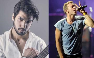 Coldplay's latest track reminds us of Laapata by Abdullah Qureshi