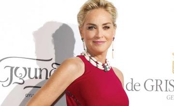 SHARON STONE returns on Bumble after being blocked