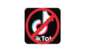 TikTok banned by US army